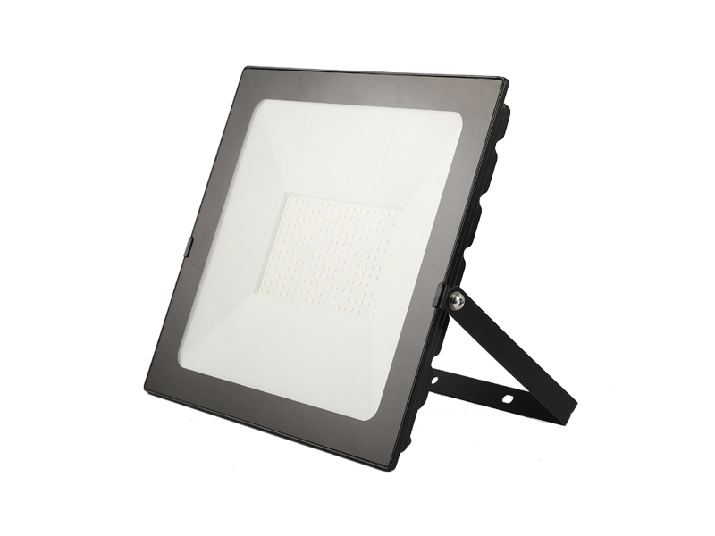 Reflector led delgado de alta potencia para exteriores 200W IP65 FLAT SERIES