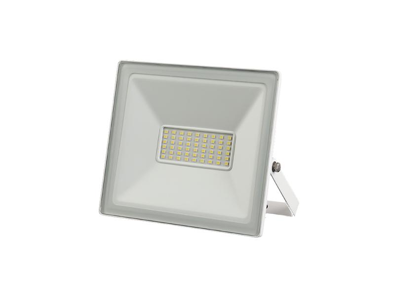Proyector LED delgado de 50W para exteriores IP65 SERIE RÁPIDA
